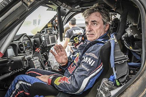 """Sainz, sobre el Dakar 2019: """"Puede haber sorpresas en cada instante"""""""