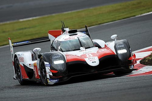 WEC Fuji 1. antrenman: İlk iki sıra Toyota'nın