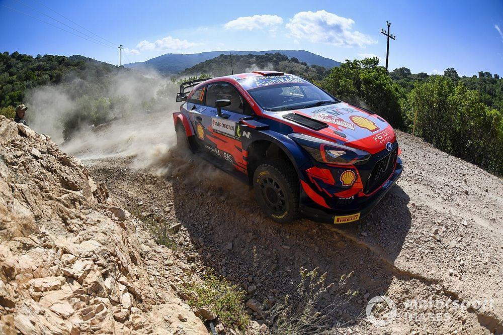 WRC, Rally Italia, PS3: Sordo supera Ogier ed è in zona podio