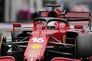 Ferrari surpris par le rythme de Russell en qualifications