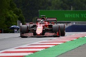 """Leclerc: """"Yarış tempomuz hâlâ çok güçlü ancak tek turda gerideyiz"""""""