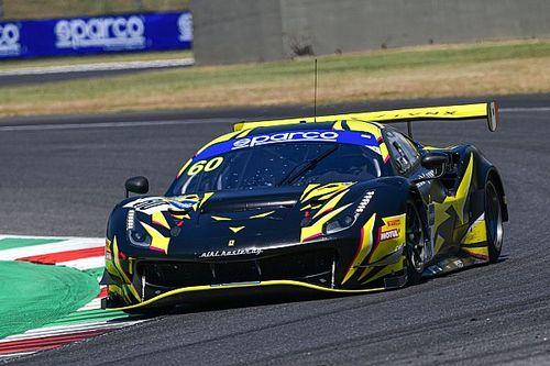 GT Italiano, Mugello, Libere 2: Iron Lynx guida il tris Ferrari
