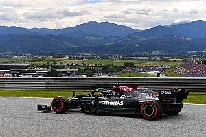 F1オーストリアFP2:改善を見せたメルセデス勢1-2……好調アルファタウリ・ホンダの角田は6番手