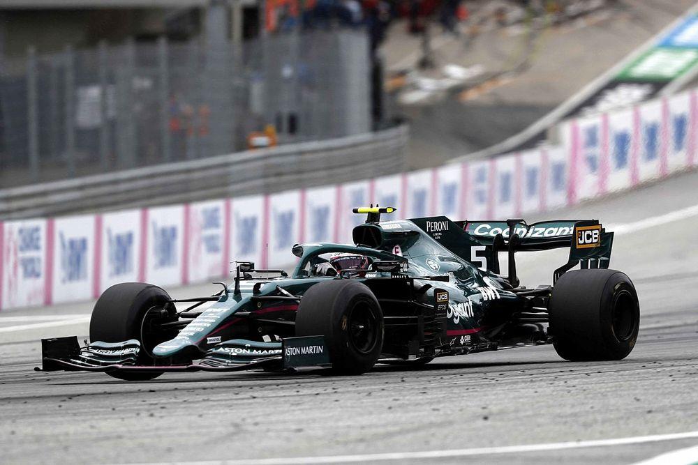 Les nouveaux pneus Pirelli adoptés pour Silverstone