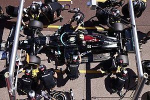 """F1: Bottas diz que Mercedes cometeu """"grande erro"""" e lamenta abandono em Mônaco"""