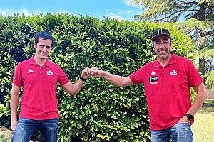 Nani Roma y Alex Haro se reencuentran en Prodrive para el Dakar 2022