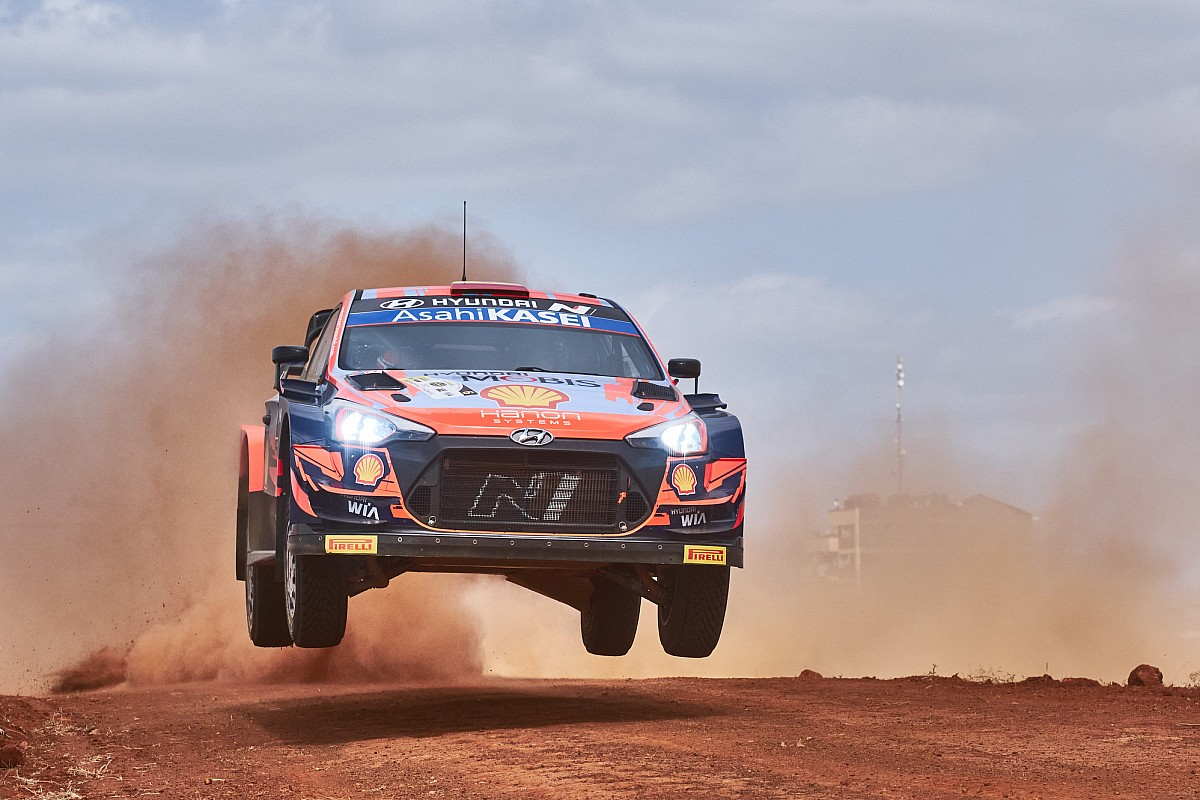 Sordo welcomes third WRC co-driver of 2021 after newest cut up