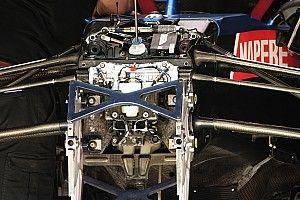 Alpine: Alonso ha un terzo elemento anteriore diverso da Ocon