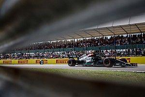 Así vivimos la carrera sprint de la F1 en el GP de Gran Bretaña