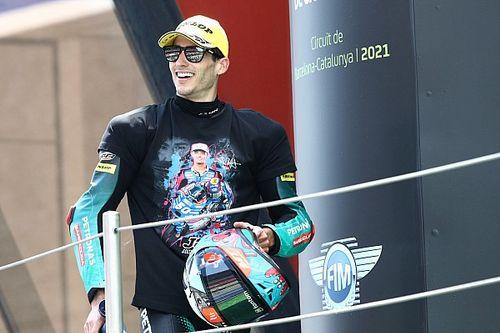 Setelah Empat Musim, Petronas Sprinta Racing Akhirnya Podium Moto2