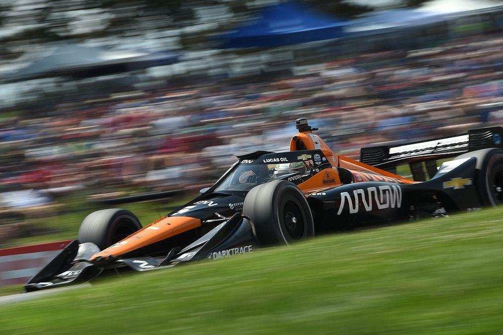 McLaren neemt meerderheidsbelang in IndyCar-team Arrow McLaren SP