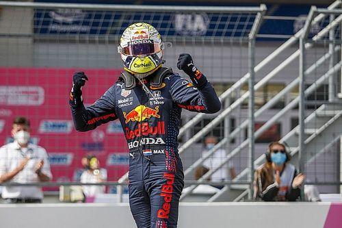 Verstappen gana el GP de Austria y Pérez finaliza con doble sanción
