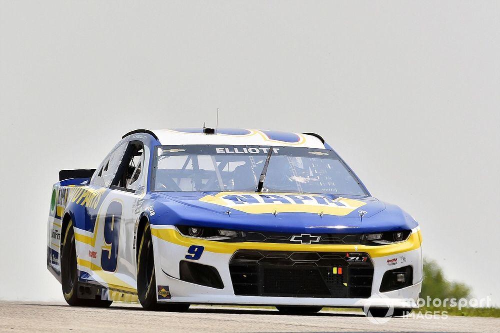 Elliott chasing NASCAR history on Watkins Glen return