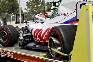 Vídeo: accidente de Mick Schumacher con 30 G de impacto