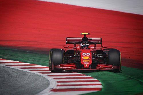 """Les pilotes Ferrari """"ravis"""" malgré leur élimination en Q2"""