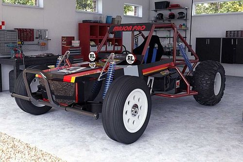 Tamiya reedita su buggy R/C Wild One con más tamaño