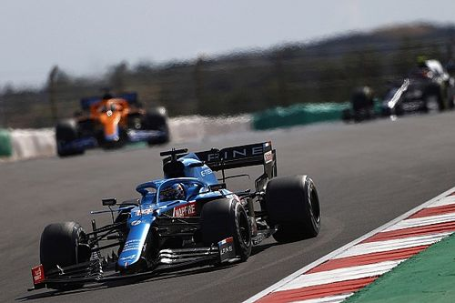 "Alonso: ""Anger"" over qualifying led to Portimao charge"