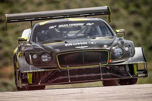 Wild Bentley Continental GT3 Pikes Peak packs over 750bhp