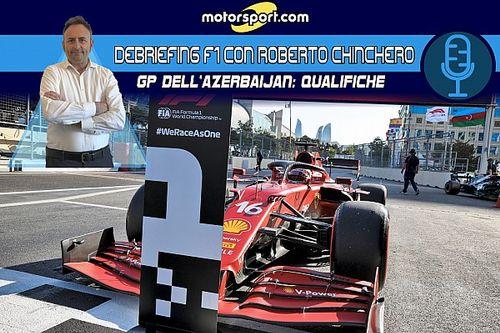 """Chinchero: """"Ferrari vicina ai primi. Ora coglie le occasioni"""""""
