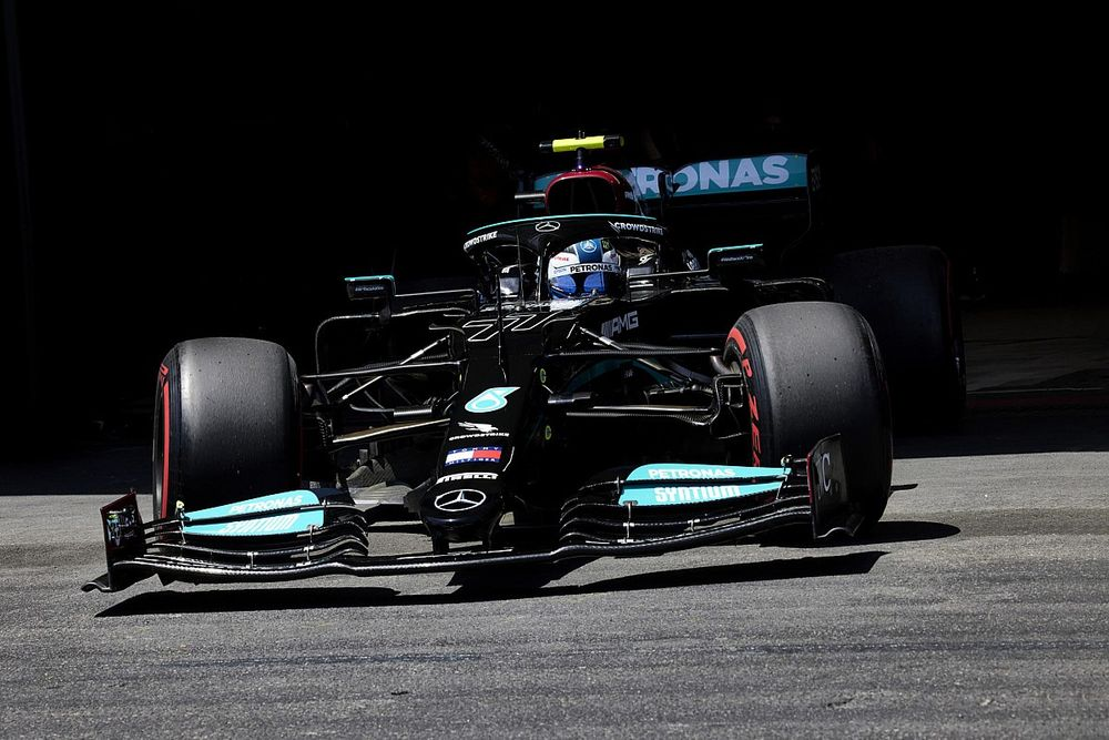 """Mercedes braced for """"very difficult"""" Baku F1 qualifying"""