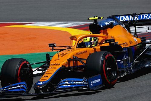 Norris betwijfelt of McLaren Q3 kan halen in kwalificatie Portimao