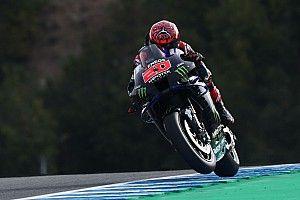MotoGP: poker di pole a Jerez per Quartararo, Morbidelli 2°