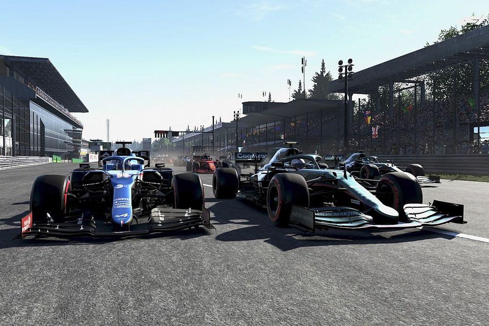 El videojuego F1 2021, una apuesta con grandes novedades