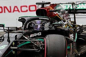 Diamkan Engineer, Gaya Hamilton Merajuk pada Mercedes