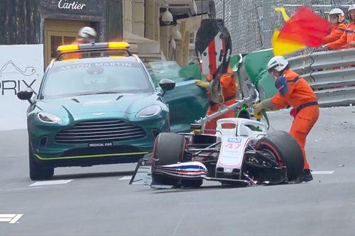 Schumacher, Monako GP sıralamalarına katılamayacak