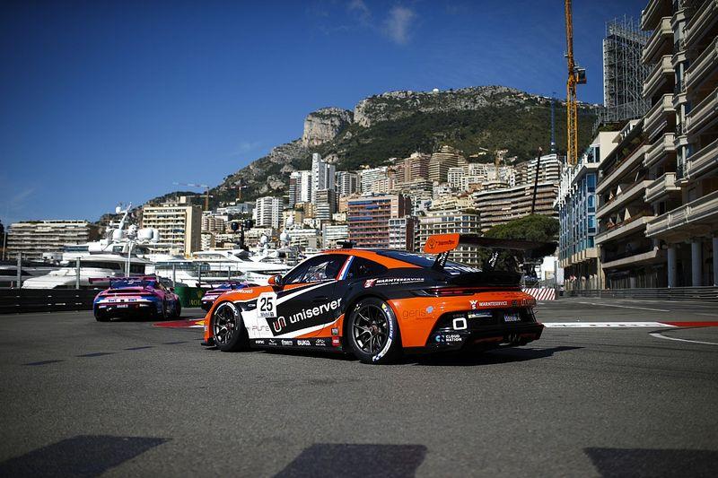 Porsche Supercup: ten Voorde imprendibile a Monte Carlo