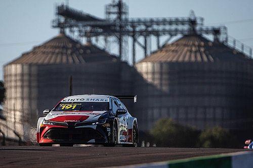 Stock Car: Dudu Barrichello é terceiro em treino de novatos em Cascavel