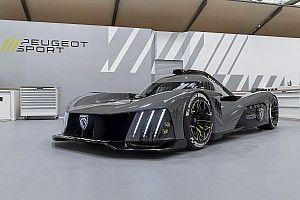 Peugeot desvela su nuevo Hypercar 9X8 con el que volverá a Le Mans