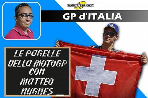 Pagelle MotoGP: Quartararo senza rivali al Mugello