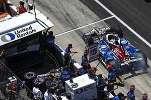 """Rahal's missed shot at Indy 500 win """"is going to sting"""""""