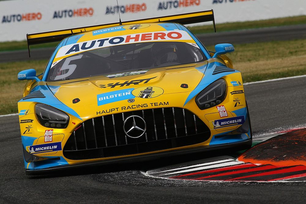 Monza DTM results pending as Mercedes team is investigated