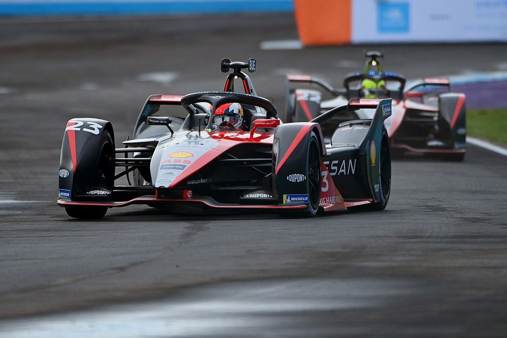 """Buemi set for grid penalty to solve """"fundamental"""" Nissan woes"""