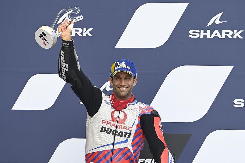 """Zarco aura de """"grosses chances de titre"""" s'il progresse sur la Ducati"""