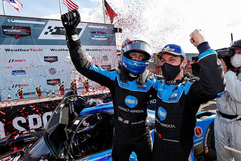 IMSA: Taylor leva a melhor sobre Nasr e vence em Mid-Ohio; Fraga triunfa na LMP3