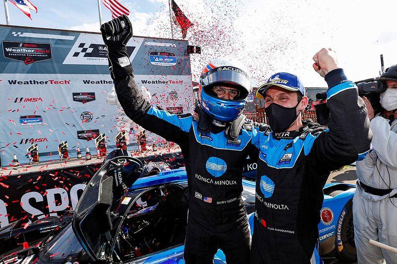 IMSA Mid-Ohio: WTR Acura wins fuel-save nail-biter