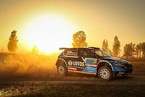 LOTOS Rally Team na drugim miejscu