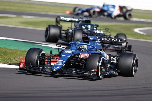 Alonso clarifies 'dark side' F1 comments at British GP