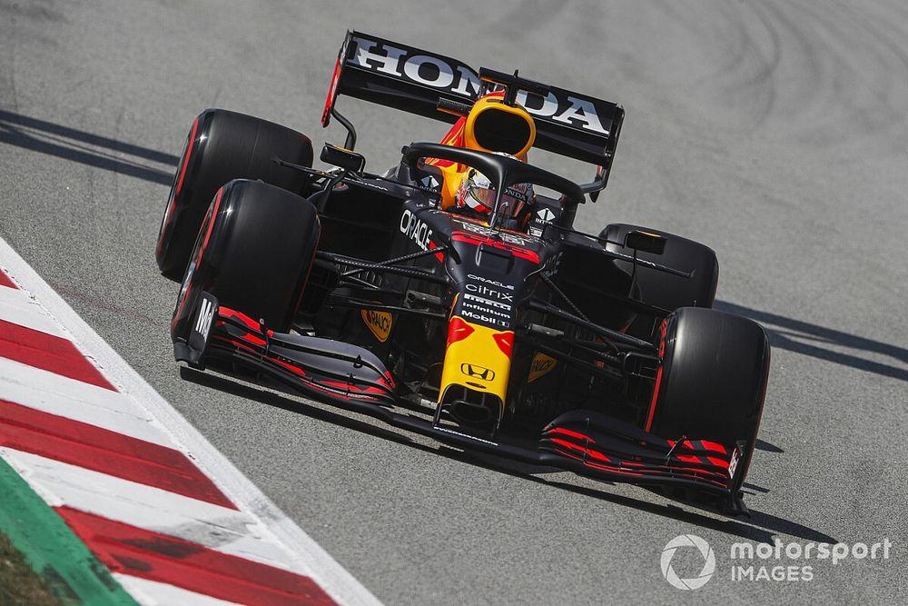 Spanish GP: Verstappen outpaces Hamilton in final practice