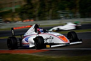 Podwójne pole position Massona