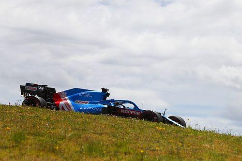 """Alonso merkt vooruitgang: """"Er zit veel meer leven in de auto"""""""