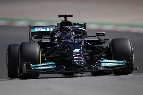Hamilton nyerte az F1-es Portugál Nagydíjat Verstappen előtt!