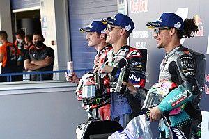 La parrilla de salida del GP de España 2021 de MotoGP