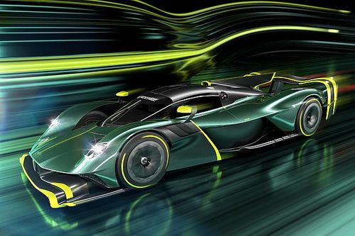 Aston Martin Valkyrie AMR Pro, hypercar senza limiti da 1.000 CV