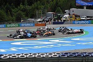 Ondanks discussie geen aanpassingen in reglement F1-kwalificatieraces