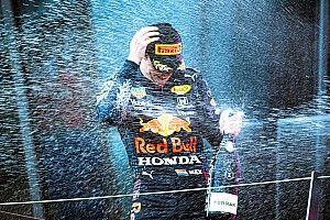 Verstappen, con un dominio que no se veía desde hace 60 años