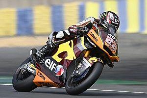 Moto2イタリア初日:小椋藍、ムジェロ初日は25番手に沈む。トップタイムはサム・ロウズ